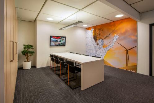 Dehullu – interieur kantoor
