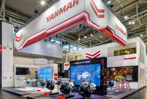 Yanmar – Bauma