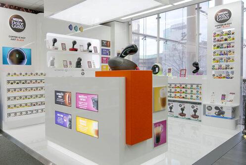 Nescafé Dolce Gusto-Media Markten