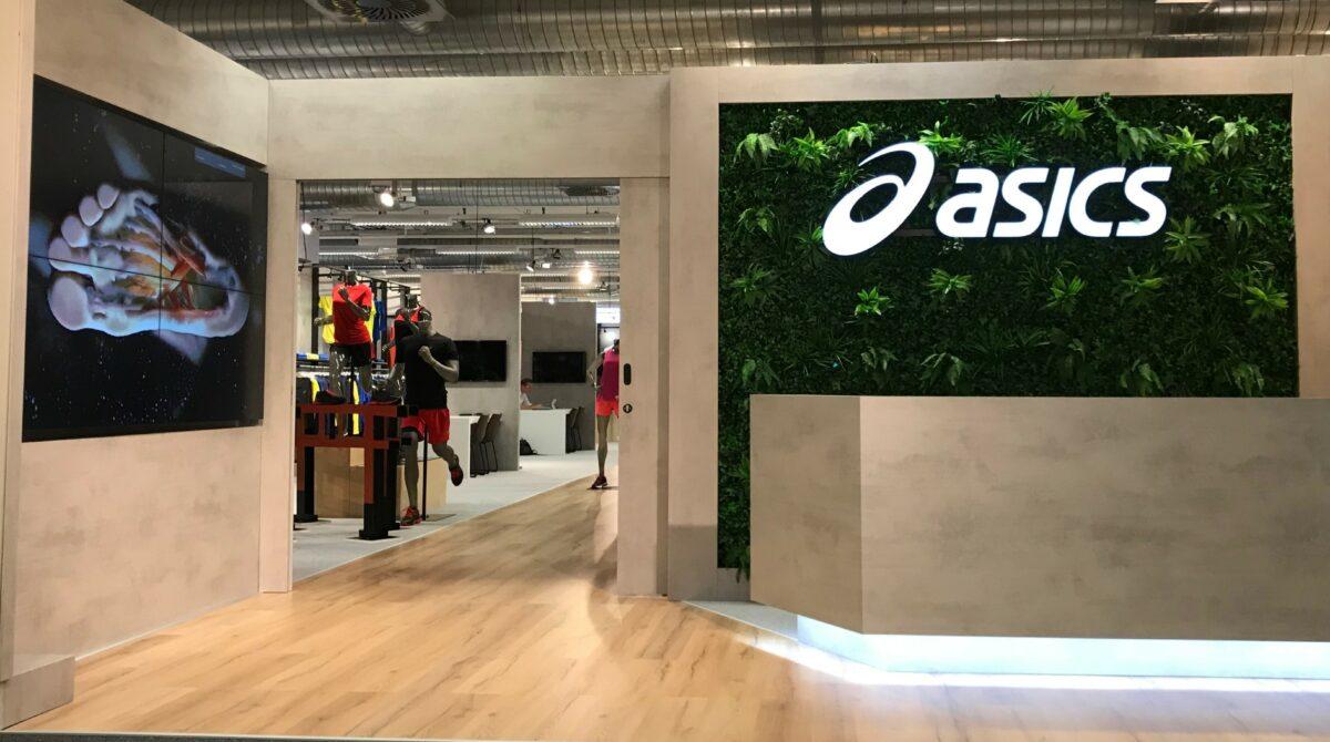 ASICS – Showroom Heilbronn